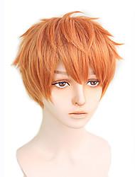Недорогие -Косплей Косплей Косплэй парики Все Оранжевый Аниме