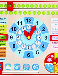 Недорогие -Игрушка для обучения чтению Специально разработанный деревянный Дети Все Игрушки Подарок 1 pcs