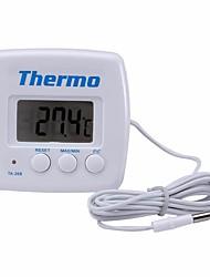 Χαμηλού Κόστους -TA268A Φορητά / Ανθεκτικό Θερμόμετρο 0°C~+50°C Η ζωή στο σπίτι