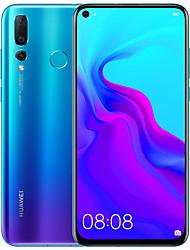 "Недорогие -Huawei nova 4 48MP 6.4 дюймовый "" 4G смартфоны ( 8GB + 128Гб 2 mp / 16 mp / 48 mp Hisilicon Kirin 970 3750 mAh mAh )"