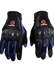 levne -Celý prst Unisex Motocyklové rukavice Uhlíkové vlákno / PVC (Polyvinylchlorid) Zahřívací / Ochranný