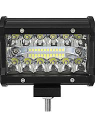 Χαμηλού Κόστους -1 Τεμάχιο Σύνδεση καλωδίων Αυτοκίνητο Λάμπες 72 W 1920 lm 24 LED Φως Εργασίας Για Όλες οι χρονιές