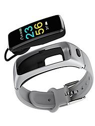 Недорогие -KUPENG V12 Умный браслет Android iOS Bluetooth Smart Спорт Пульсомер Измерение кровяного давления Педометр Напоминание о звонке Датчик для отслеживания сна Сидячий Напоминание Найти мое устройство