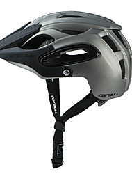 Недорогие -CAIRBULL Взрослые Мотоциклетный шлем 18 Вентиляционные клапаны Ударопрочный Сетка от насекомых Формованный с цельной оболочкой ESP+PC Виды спорта
