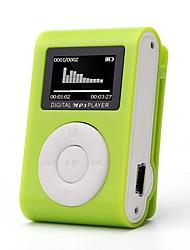Недорогие -MP3-плеер Поддержка ЖК-экрана 32 ГБ Micro SD TF карты