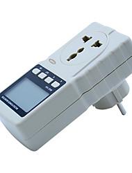 Недорогие -ваттметр напряжение ток стоимость частота измеритель мощности жк потребление энергии