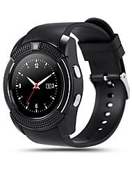Недорогие -Для пары Спортивные часы Цифровой силиконовый Черный / Белый / Синий Bluetooth Аналого-цифровые На каждый день Мода - Черный Красный Синий