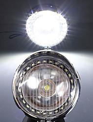 Недорогие -1 шт. Проводное подключение Мотоцикл Лампы 5 W COB 28 Светодиодная лампа Налобный фонарь Назначение Универсальный / Toyota / Mercedes-Benz Все модели Все года