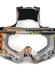 levne -Unisex Motocyklové brýle Sportovní Větruvzdorné / Odolné vůči prachu / Odolné vůči šokům Nylonové vlákno / ABS + PC