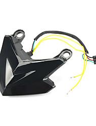 Недорогие -1pcs Мотоцикл Лампы Светодиодная лампа Лампа поворотного сигнала / Задний свет Назначение Kawasaki Все года