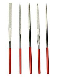Недорогие -5шт дерево рашпиль игольчатый набор инструментов резьба по металлу инструмент деревообрабатывающий