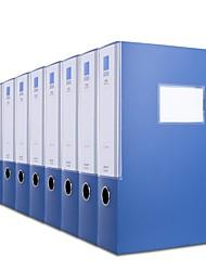 Недорогие -10 pcs deli 27037 Коробка файла A4 PP Custom Label Влагоотталкивающий