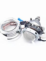 Недорогие -H10 / 9004 / 9007 Мотоцикл / Автомобиль Лампы 35-55 W Высокомощный LED 3000 lm HID ксеноны Налобный фонарь Назначение Volkswagen / Toyota / Suzuki Outlander / Malibu / Mazda3 Все года