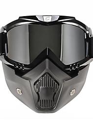 Недорогие -мотоцикл ветрозащитный пылезащитный шлем защитные очки со съемной маской езда на горном велосипеде для езды на велосипеде