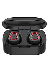 Χαμηλού Κόστους -LITBest A7 Στο αυτί Ασύρματη Ακουστικά Κεφαλής Ακουστικό Πλαστική ύλη / Κράμα Αλουμινίου Αθλητισμός & Fitness Ακουστικά Με Μικρόφωνο / Με το κουτί φόρτισης Ακουστικά