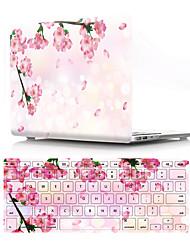 """Недорогие -MacBook Кейс Цветы ПВХ для MacBook Air, 11 дюймов / MacBook Air, 13 дюймов / New MacBook Air 13"""" 2018"""