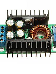 Недорогие -DC-DC понижающий регулируемый постоянный ток постоянного тока высокой мощности 10a солнечной зарядки светодиодный модуль водителя автомобиля