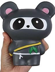 Недорогие -Резиновые игрушки Панда Декомпрессионные игрушки Поли уретан Все Игрушки Подарок