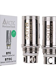 Недорогие -MACAW Arctic 5 ед. Ядра атомайзера Электронная сигарета for Взрослый