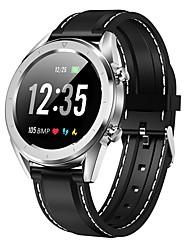 baratos -BoZhuo DT28 Pulseira inteligente Android iOS Bluetooth Esportivo Impermeável Monitor de Batimento Cardíaco Medição de Pressão Sanguínea ECG + PPG Cronómetro Podômetro Aviso de Chamada Monitor de Sono