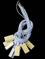 Недорогие -10 шт. / Лот магнитный контакт геркон проводной двери окна открыть датчик тревоги переключатели магнит двери нормально закрыты