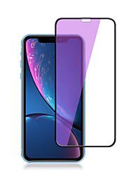 Недорогие -Защитная плёнка для экрана для Apple iPhone XR Закаленное стекло 1 ед. Защитная пленка для экрана HD / Уровень защиты 9H / 2.5D закругленные углы