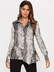 hesapli -kadın gömlek - çiçek gömlek yaka