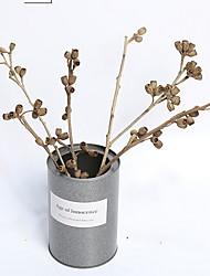abordables -Fleurs artificielles 5 Une succursale Classique Moderne contemporain Fruit Fleur de Table