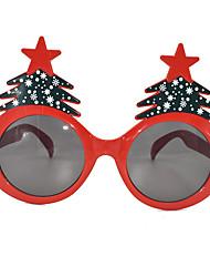 זול -חג מולד אביזרי מפלגה משקפי שמש קצוות PC יצירתי