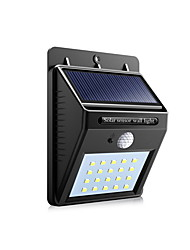 Недорогие -новинка контактный выключатель света светодиодные с датчиком движения pir датчик солнечного света автоматические садовые лестницы дорожный контактный выключатель