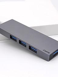 Недорогие -Cooho USB 3.0 Тип C to USB 3.0 USB-концентратор 4 Порты Защита входа