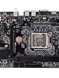 Недорогие -COLORFUL (Colorful)C.H110M-VH D3 материнская плата Intel H110 INTEL LGA 1151