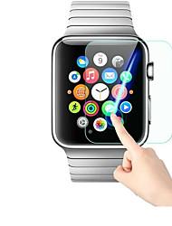 Недорогие -Защитная плёнка для экрана Назначение iWatch 42мм / iWatch 38мм / Apple Watch Series 4 Закаленное стекло Уровень защиты 9H / 2.5D закругленные углы / Взрывозащищенный 1 ед.