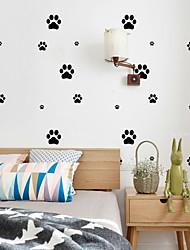 abordables -Autocollants muraux décoratifs - Autocollants avion Animaux / Forme Chambre d'enfants / Chambre des enfants