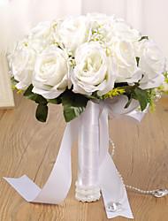 رخيصةأون -زهور اصطناعية 1 فرع كلاسيكي الزفاف Wedding Flowers الزهور الخالدة أزهار الطاولة