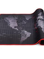 Недорогие -LITBest игровой коврик / Основной коврик для мыши 40*90*2 cm Резина Square