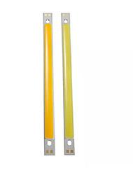 hesapli -1pc COB Parlak / Kendin-Yap Aluminyum LED Çip DIY LED Taşkın Işık Spot için 10 W