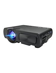 Недорогие -T5 ЖК экран Проектор для домашних кинотеатров / Мини-проектор Светодиодная лампа Проектор 85 lm Android6.0 Поддержка 1080P (1920x1080) 100 дюймовый Экран