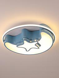 Недорогие -Потолочные светильники Металл 110-120Вольт / 220-240Вольт Белый / Диммируемый с дистанционным управлением / Теплый белый + белый