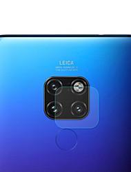 Недорогие -HuaweiScreen ProtectorHuawei Mate 20 HD Протектор объектива камеры 1 ед. Закаленное стекло