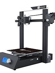 Недорогие -jgaurora majic 3d принтер 220 х 220 х 250 мм 0,4 мм DIY / поддержка детектор накаливания / поддержка восстановления после сбоя питания