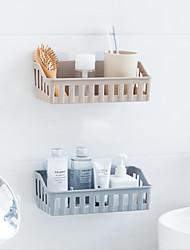 Χαμηλού Κόστους -Πιάτα Σαπούνι & Κάτοχοι Απίθανο / Lovely / Δημιουργικό Πλαστικά 1pc - Μπάνιο Επιτοίχιες