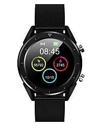 baratos -BoZhuo DT28S Pulseira inteligente Android iOS Bluetooth Esportivo Impermeável Monitor de Batimento Cardíaco Medição de Pressão Sanguínea ECG + PPG Cronómetro Podômetro Aviso de Chamada Monitor de Sono