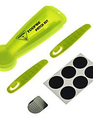 Недорогие -Ремонтный комплект для велосипедных шин Комплект шин Многофункциональный Компактность Ремкомплект Прочный Назначение Шоссейный велосипед Горный велосипед Складной велосипед Односкоростной велосипед