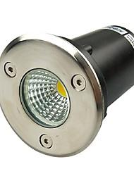 Недорогие -ONDENN 1шт 5 W LED прожекторы / Подводное освещение / Свет газонные Водонепроницаемый / Творчество / Диммируемая Тёплый белый / Холодный белый 85-265 V / 12 V Уличное освещение / Бассейн / двор 1