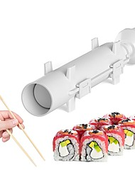 Недорогие -суши производитель ролика базука рис мясо овощи поделки машина кухонный инвентарь