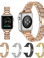 cheap -Watch Band for Apple Watch Series 4 Apple Classic Buckle Metal Wrist Strap
