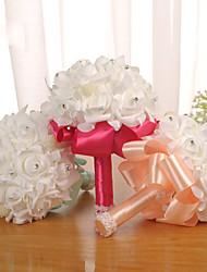 povoljno -Umjetna Cvijeće 1 Podružnica Klasični Vjenčanje Cvijeće za vjenčanje Vječni cvjetovi Cvjeće za stol