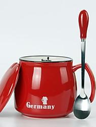 abordables -Drinkware Tasses et tasses Porcelaine Mignon Fête du thé / Décontracté / Quotidien
