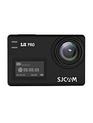 Недорогие -SJCAM SJCAM SJ8PRO 2160P Мини Автомобильный видеорегистратор 170° Широкий угол SONY IMX337 2.33 дюймовый TFT LCD монитор / Емкостный экран / IPS Капюшон с WIFI